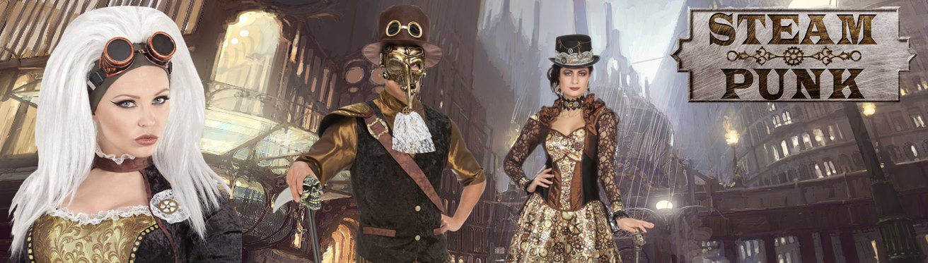 Disfraces Steampunk