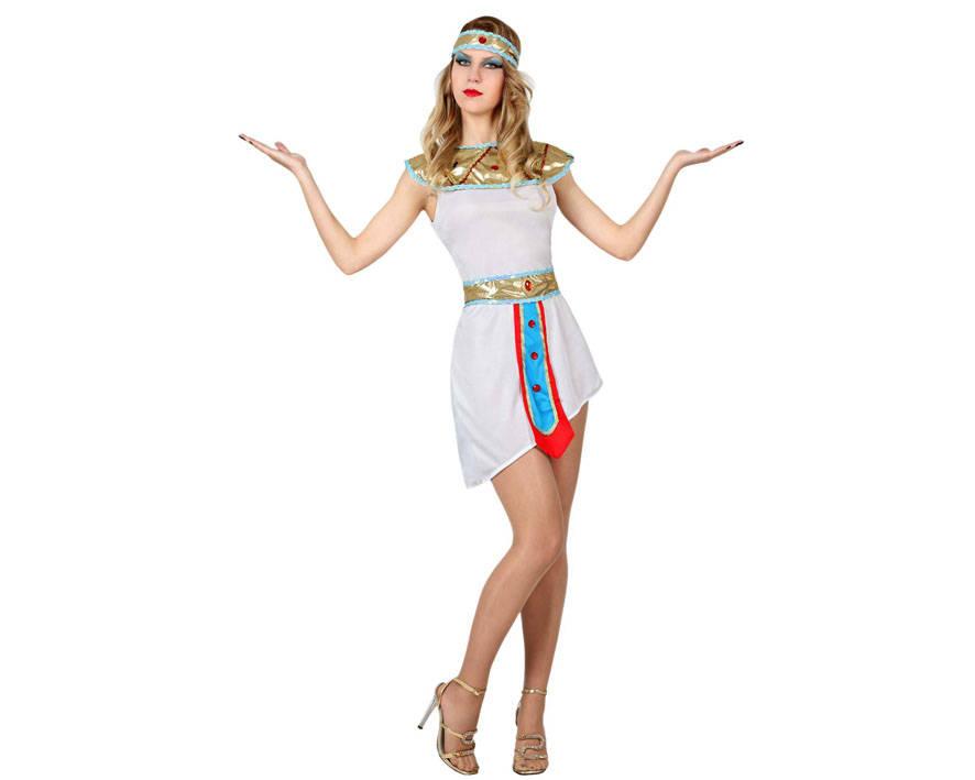Vestidos de egipcia para mujer