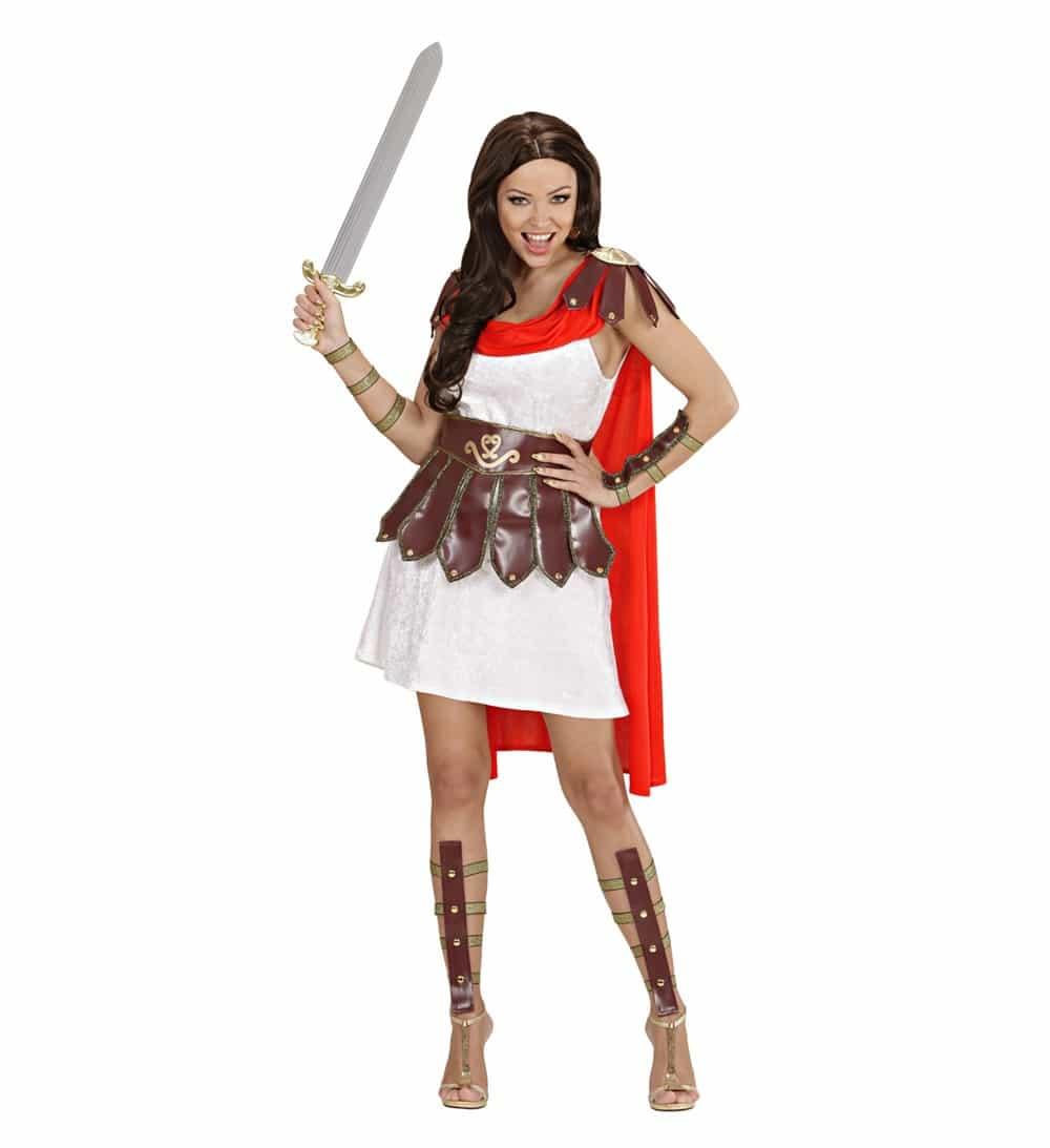 Comprar disfraz adulta guerrera romana sexy for Disfraces baratos