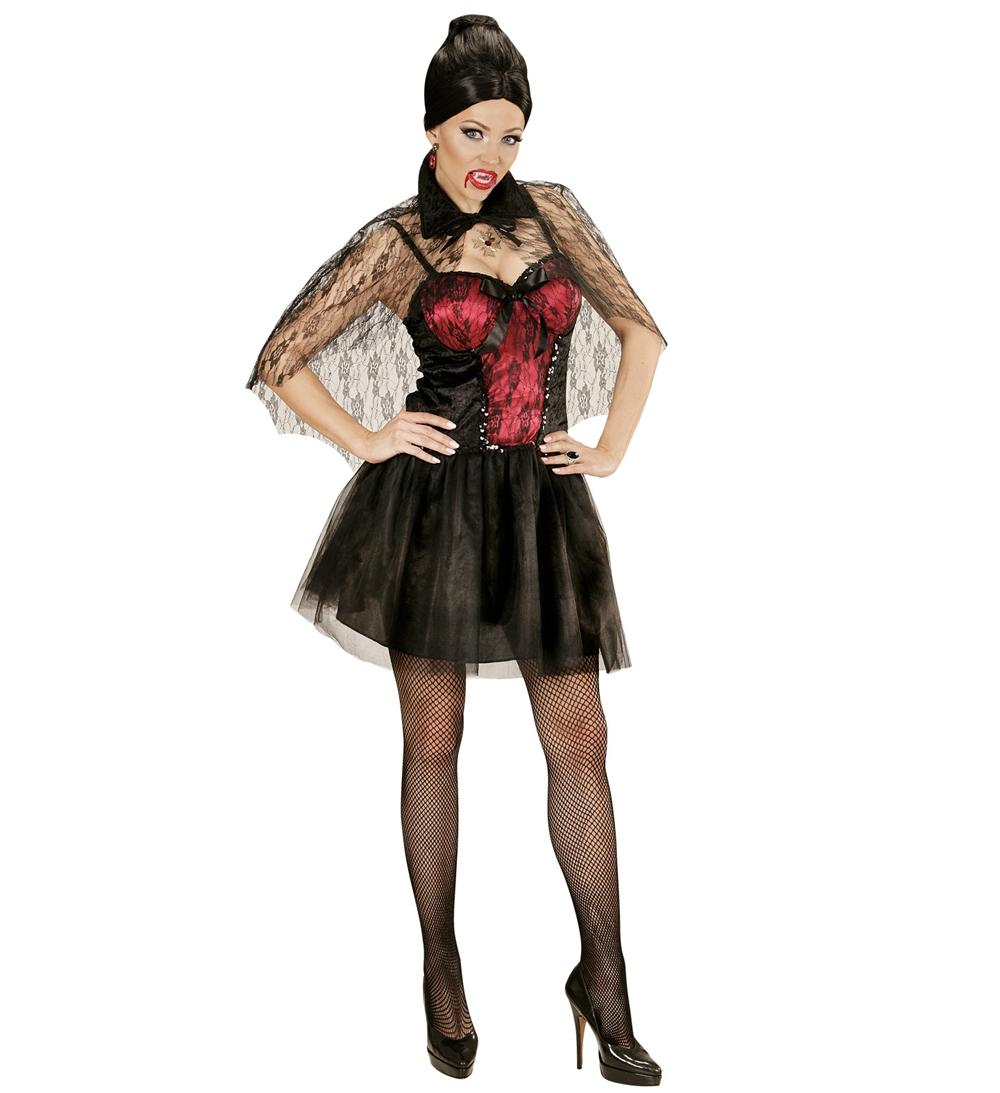Comprar disfraz adulta halloween novieta de dr cula - Articulos halloween baratos ...