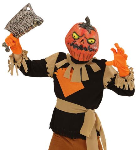 Comprar mascara halloween calabaza asesina para ni os - Articulos halloween baratos ...