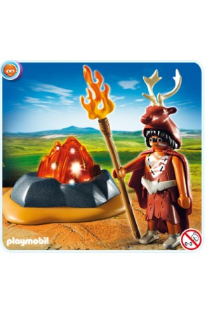 Guardián del Fuego Playmobil 5104