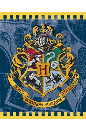 8 bolsas de chucherías de regalo Harry Potter - Hogwarts Houses