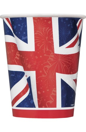 8 vasos - Best of British