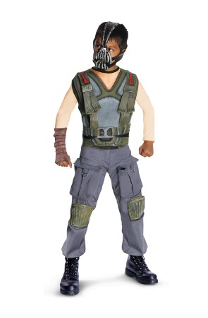Disfraz de Bane para niño Batman The Dark Knight Rises