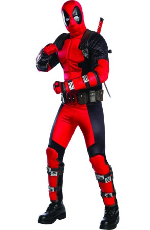 Disfraz de Deadpool Grand Heritage para adulto