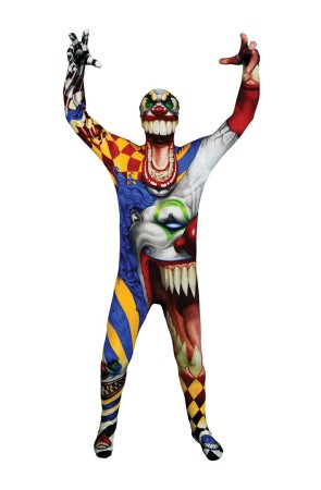 Disfraz de El Payaso Monster Collection Morphsuits infantil