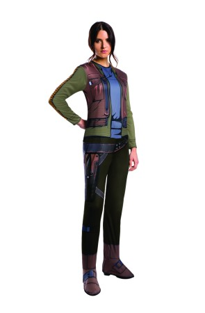 Disfraz de Jyn Erso Star Wars Rogue One deluxe para mujer