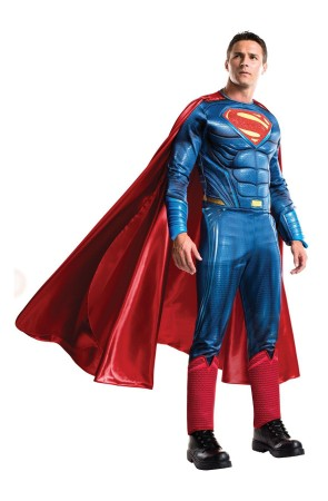 Disfraz de Superman Grand Heritage Batman vs Superman para hombre