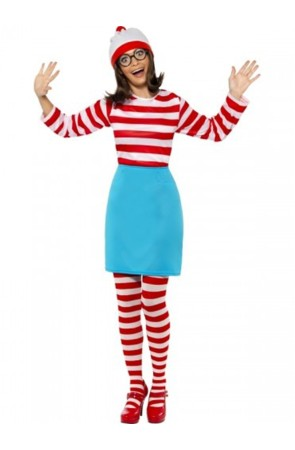 Disfraz Novia de Wally para adultas