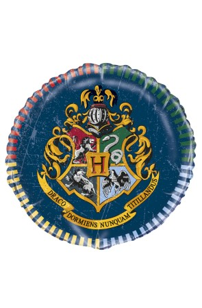 Globo de foil Harry Potter - Hogwarts Houses