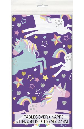 Mantel de unicornio - Happy Unicorn