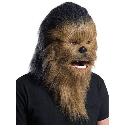 Máscara de Chewbacca para adulto - Star Wars