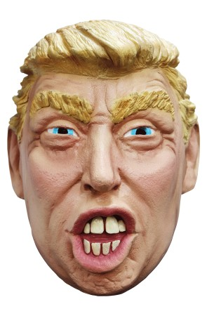 Máscara Donald Trump Latex para adulto