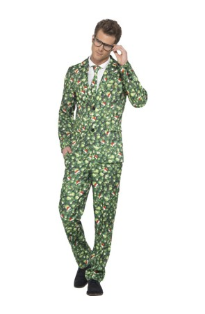 Traje Brussel Sprout para hombre