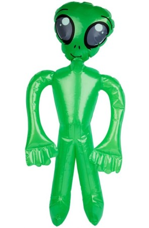 Alien Hinchable 75 cms