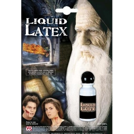 Botella Latex Liquido
