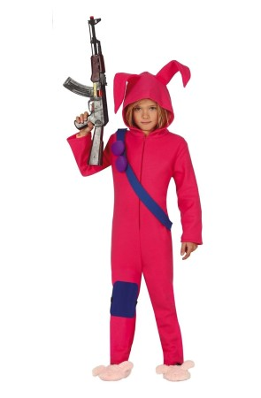 Disfraz de Fortnite Rabbit Raider para niño