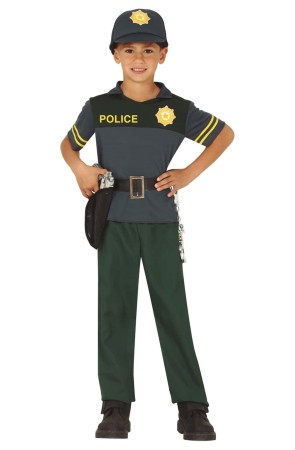 Disfraz de Guardia Civil talla infantil