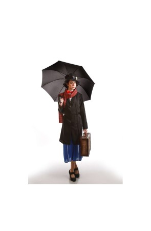 Disfraz de Institutriz Mary Poppins para mujer talla 44 M