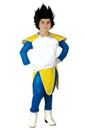 Disfraz Dragon Ball Vegeta talla infantil