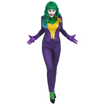 Disfraz Lady Joker Villana Batman para adulta