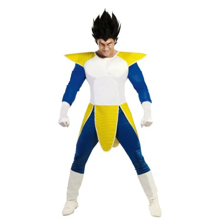 Disfraz Dragon Ball primo Vegeta