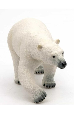 Figura Animal Salvaje Oso Polar Marca Papo