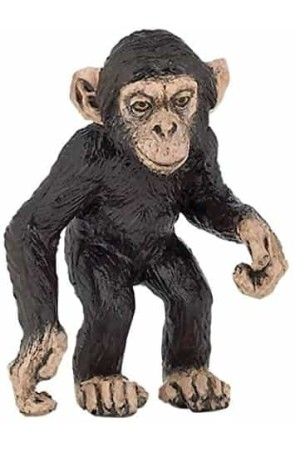 Figura de Animal Salvaje Chimpancé Cria