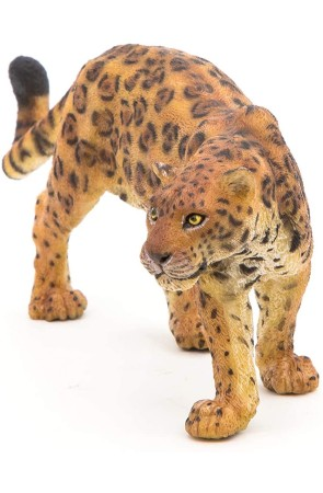 Figura Animal Salvaje Jaguar Marca Papo