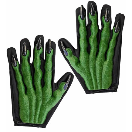 Guantes 3D Brujas Halloween