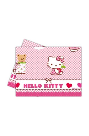 PACK 1 MANTEL HELLO KITTY HEARTS