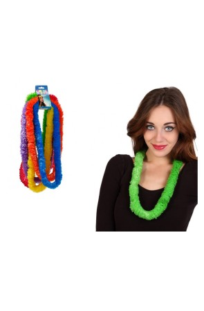 Pack 6 collares Hawaianos 30 cms