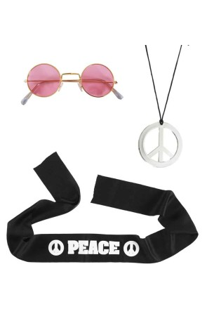 Set Hippie 3 pzas