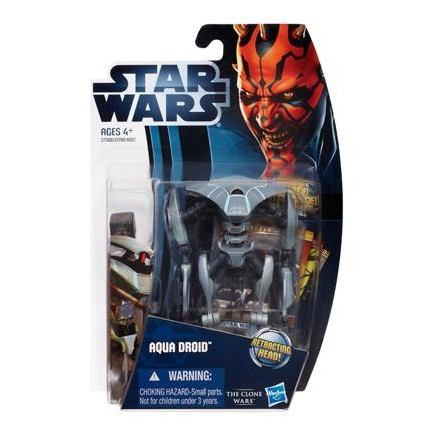 STAR WARS SURTIDO FIGURAS MOVIE AQUA DROID