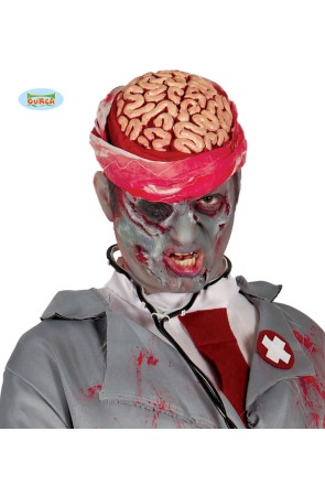 Venda con cerebro 32 cms Halloween
