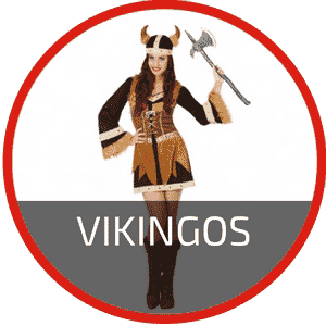Disfraces de Viking@s.